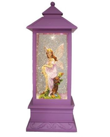 Purple Lantern w/ Fairy