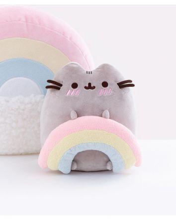 Pusheen Rainbow Plush 24cm