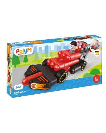 Poly M Racing Car Kit