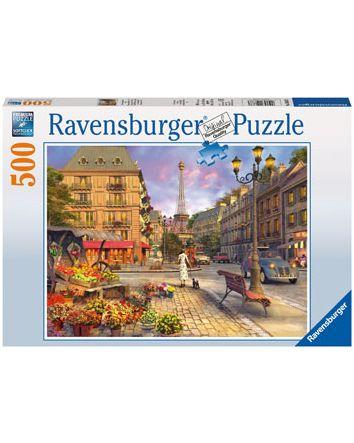 Ravensburger Walk through Paris Puzzle 500 Pc