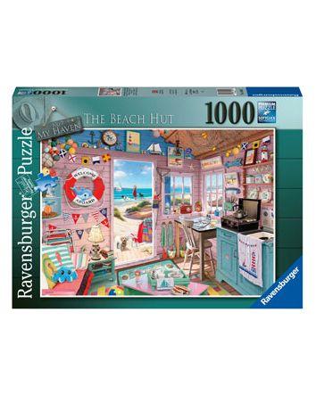 Ravensburger Beach Hut Puzzle 1000 Pc