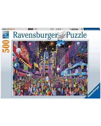 Ravensburger Times Square Puzzle 500 Pc