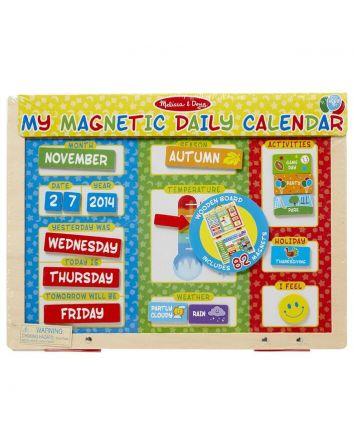 Melissa & Doug My Daily Calendar