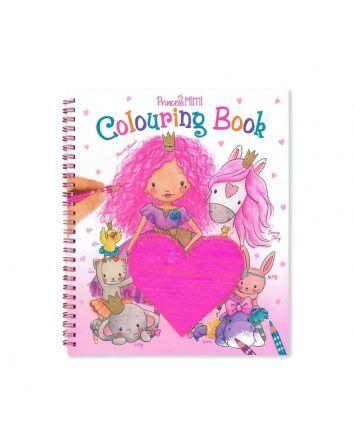Princess Mimi Colouring Book