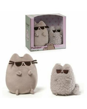 Pusheen The Cat & Stormy Sunglasses Collector Set