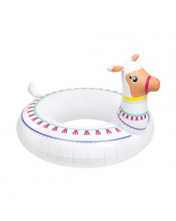 Sunny Life Luxe Pool Ring Llama
