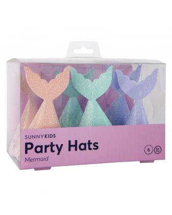 Party Hats- Mermaid
