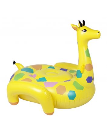 Sunnylife Luxe Ride-On Float Giraffe