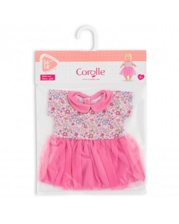 Corolle Pink Dress For 36cm Doll