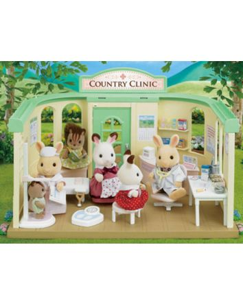 Sylvanian Families Country Doctor Set