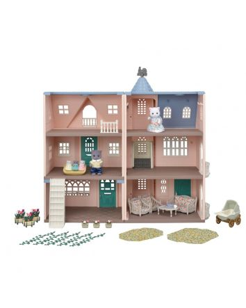 Sylvanian Families Deluxe Celebration Home Gift Set