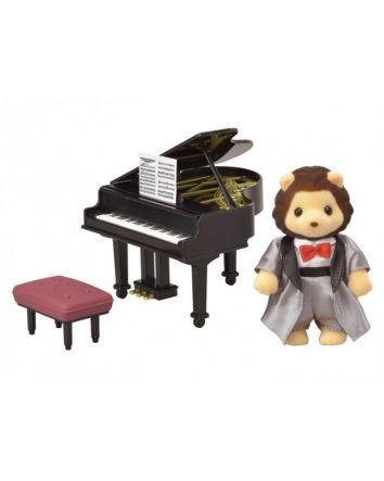 Sylvanian Families Grand Piano Concert Set