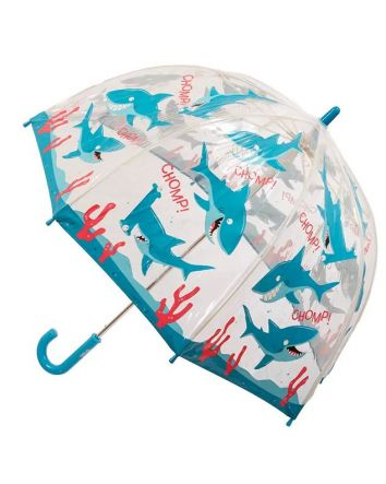 Shark Birdcage Umbrella