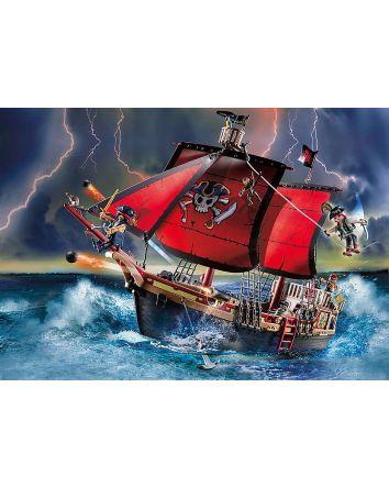 Playmobil Skull Pirate Ship