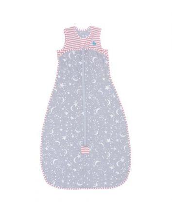 Sleep Bag - Pink/Grey