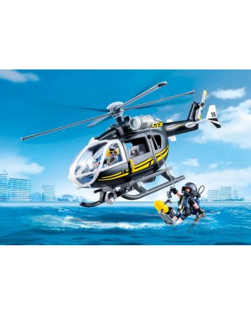 Playmobil SWAT Helicopter