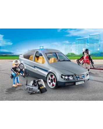 Playmobil SWAT Undercover Car