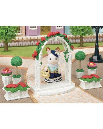 Sylvanian Families Floral Garden Set