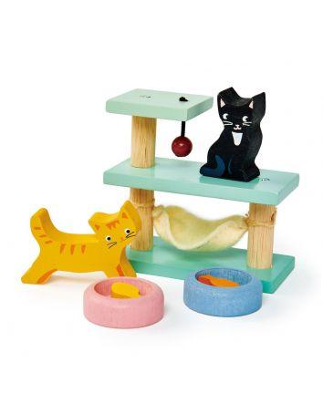 Tenderleaf Pet Cat Set