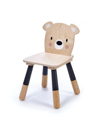 Tender Leaf Forest Chair Bear
