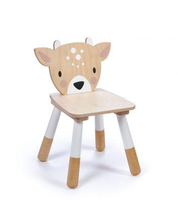 Tender Leaf Forest Chair Deer