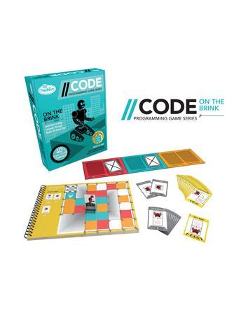 ThinkFun CODE: On the Brink Game