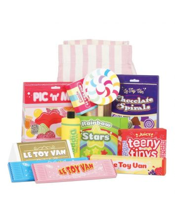 Le Toy Van Sweets & Candy set