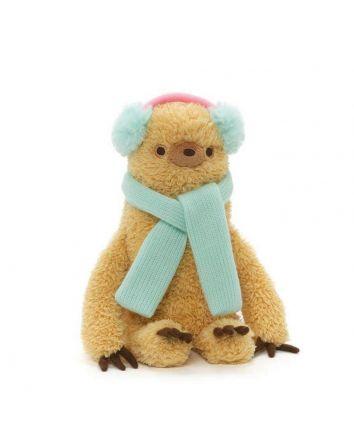Pusheen Plush 20cm Winter Sloth