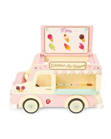 Le Toy Van Dolly Ice Cream Van