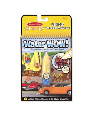 Water WOW- Vehicles