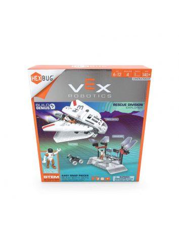 VEX Rescue Division- Explorer