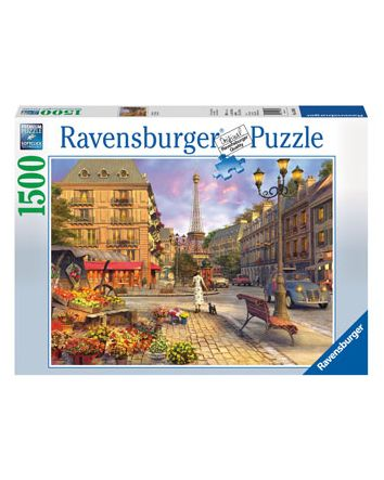 Ravensburger Vintage Paris Puzzle 1500 Pc