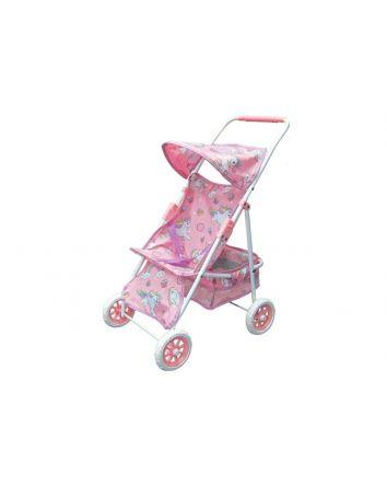Unicorn Doll Stroller