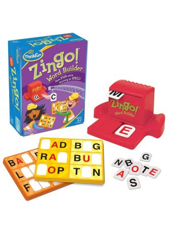 Think Fun Zingo Word Builder