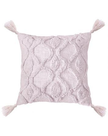 Zoe Cushion Lilac 43x43